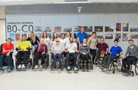 Un grupo de pacientes protagonistas del primer proyecto #tengounaideahnp