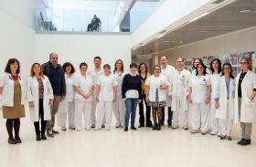 Nuestros profesionales recomiendan pautas de cuidados para las personas con lesión medular