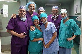 Urólogos de Toledo se desplazan a Honduras de manera solidaria para realizar de nuevo intervenciones quirúrgicas