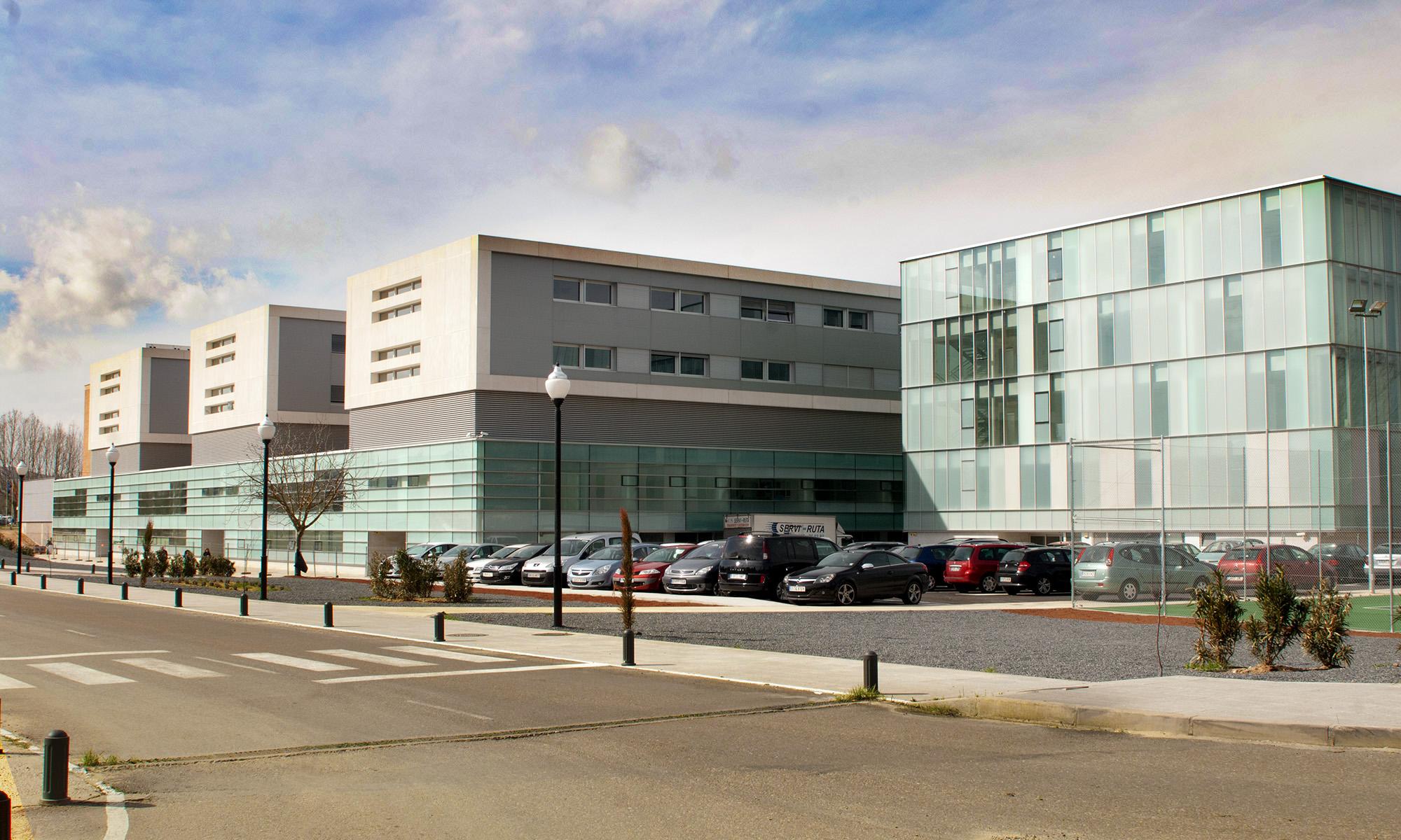 Hospital Nacional de Parapléjicos. (Foto: Carlos Monroy)