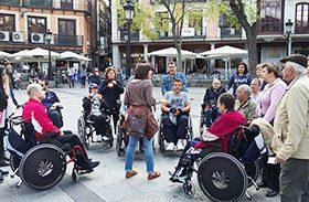 El hospital se suma a la iniciativa de promover la accesibilidad universal