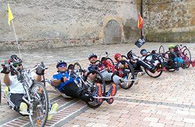 El Hospital Nacional de Parapléjicos y La 2 de TVE promueven el senderismo para todos