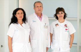 Enfermeras del Hospital de Parapléjicos premiadas por un trabajo sobre lesión medular en niño con síndrome de Down