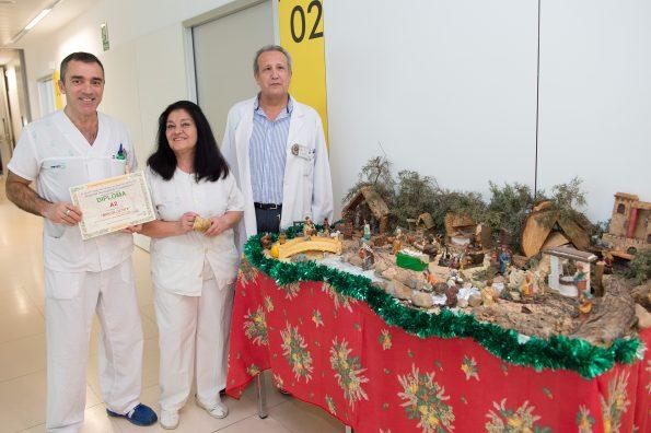 Navidad en el Hospital Nacional de Parapléjicos (Foto: Carlos Monroy//HNP)