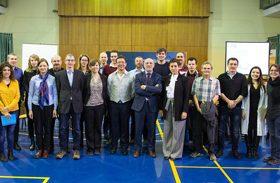 Coordinamos en Europa el proyecto Neurofibres, que desarrollará microfibras electroconductoras para tratar la lesión medular