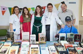 Pasacalle y mercadillo cervantino para conmemorar el Día del Libro