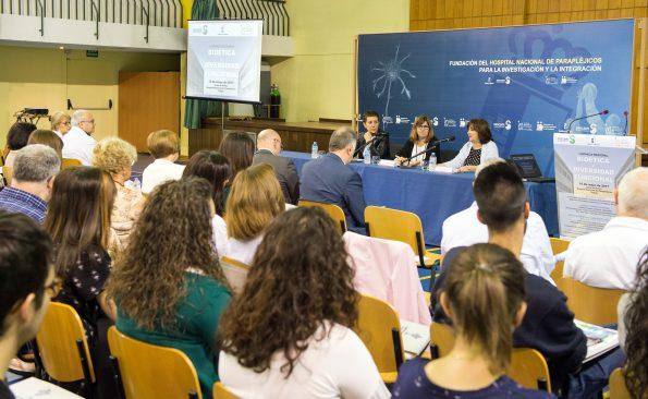 I Jornada Regional de Bioética y Diversidad Funcional