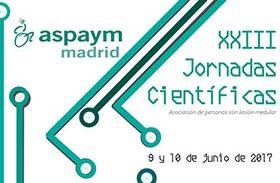 23ª edición de las Jornadas Científicas de ASPAYM Madrid