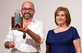 La Unidad de Investigación del Hospital recibe el XII Premio Juanelo Turriano