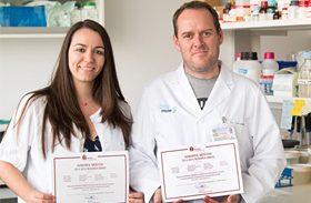 Reconocimiento al estudio realizado en el Hospital de Parapléjicos que logra frenar el avance de la esclerosis múltiple en ratones