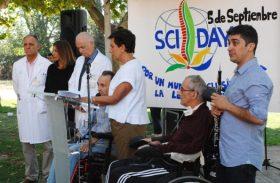 Celebramos con gran emoción el Día Internacional de la Lesión Medular