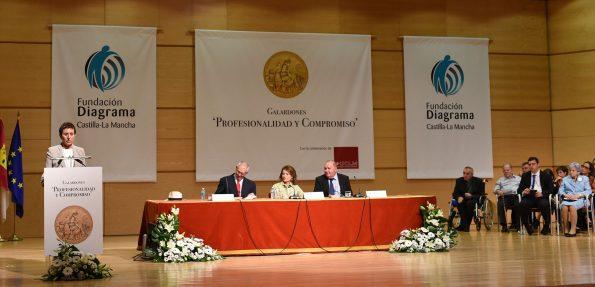Blanca Parra premio Diagrama