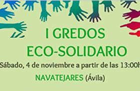 PROGRAMA del I Gredos Eco-Solidarios en Navatejares a favor de nuestra fundación