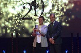 Parapléjicos recibe el Premio Valores Humanos del Diario La Tribuna de Toledo