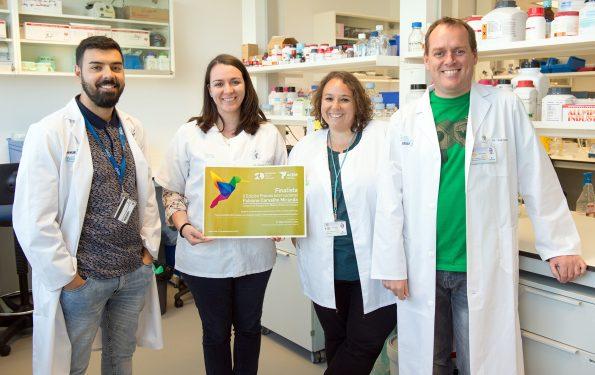 Grupo de Neuroinmuno-Reparación del Hospital Nacional de Parapléjicos