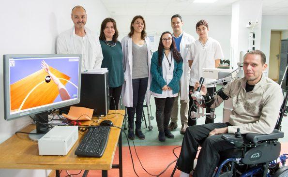 Grupo profesionales proyecto ARMEO