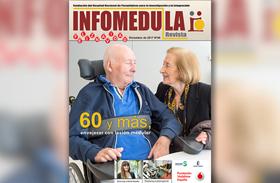 La nueva edición de la revista Infomédula va dedicada a las personas mayores con lesión medular