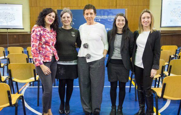I Jornadas de Mujeres Neurocientíficas