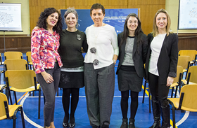 Gran éxito de las I Jornadas de Mujeres Neurocientíficas  con motivo del Día Mundial de la Mujer y la Niña en la Ciencia,