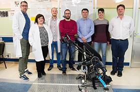 El Hospital de Parapléjicos y la Universidad de Castilla-La Mancha investigarán el potencial de la estimulación espinal en la rehabilitación de pacientes con lesión medular