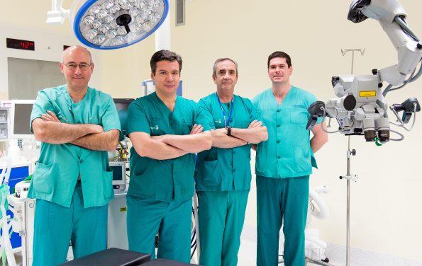 HNP organiza curso de microcirugía