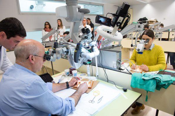 curso de microcirugía 1