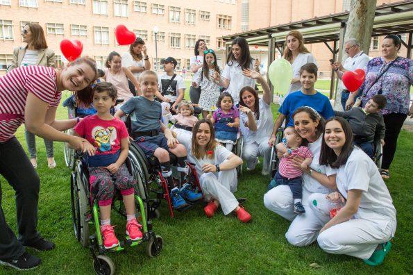 Día del niño hospitalizado en el HNP