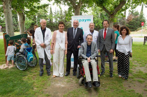 Presentación parque inclusivo