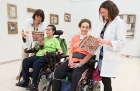 Las mujeres con discapacidad, protagonistas de la nueva edición de la revista Infomédula