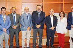 La UCLM y la Consejería de Sanidad avanzan en la creación del Instituto Regional de Investigación