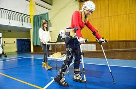 La bioingeniería y la medicina se vuelven a dar la mano en el Hospital Nacional de Parapléjicos con el proyecto EXTEND