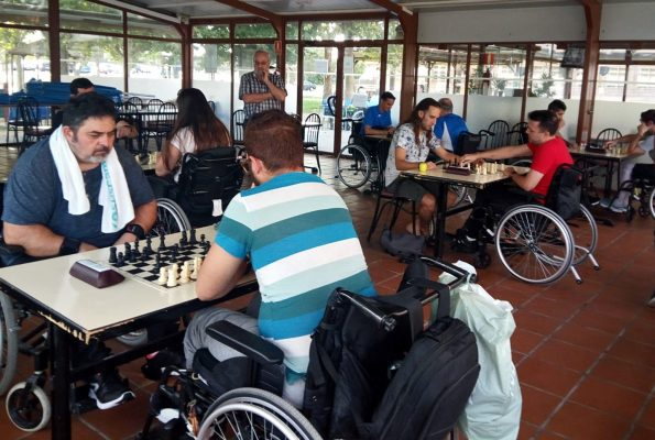 Torneo de Ajedrez en el HNP