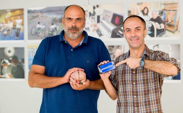 Antonio Oliviero y Juan de los Reyes Aguilar.