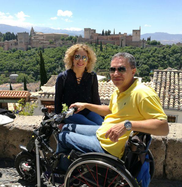 Visita a Granada