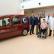 El Hospital de Parapléjicos cuenta con un nuevo vehículo adaptado para el aprendizaje de transferencias que realizan los pacientes