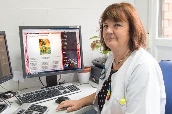 Dra. Mª Ángeles Pozuelo. Psicóloga Clínica del Hospital Nacional de Parapléjicos.