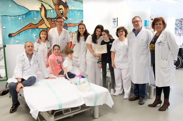 Navidad 2018 en el Hospital Nacional de Parapléjicos