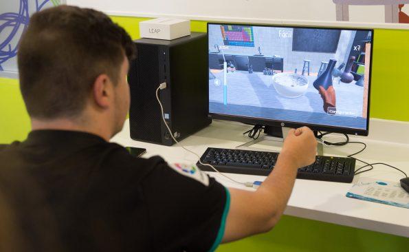Realidad virtual en el HNP