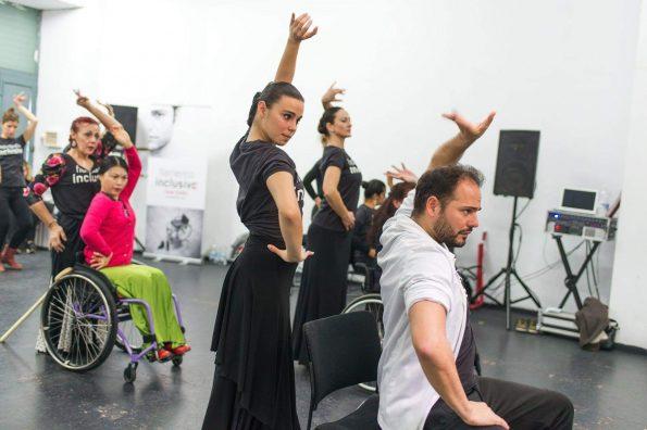 Flamenco inclusivo