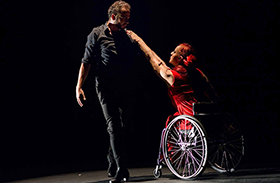 """""""Ya era hora de que el flamenco inclusivo hiciera visible lo posible"""""""
