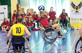 Nos visita Selección Española Femenina de rugby