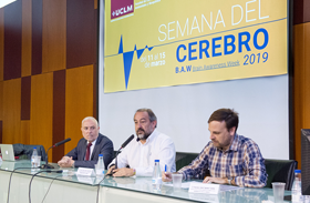 Parapléjicos y la Universidad de Castilla-La Mancha unidos en la organización de la  Semana del Cerebro