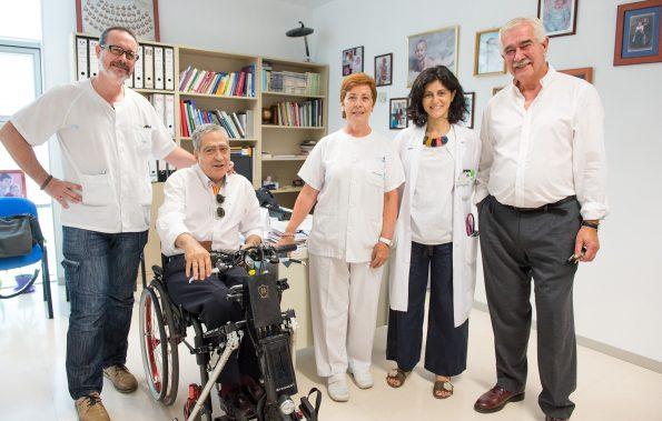 Unidad Sexualidad y Reproducción Asistida del Hospital Nacional de Parapléjicos