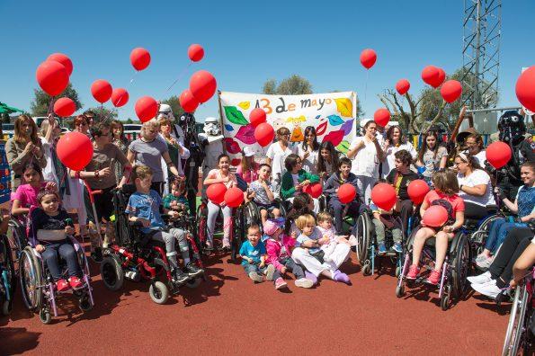 Día del Niño Hospitalizado en el Hospital Nacional de Parapléjicos. (Foto: Carlos Monroy // SESCAM)