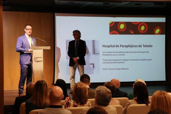 Premio Unidad de Sexualidad y Reproducción Asistida del HNP