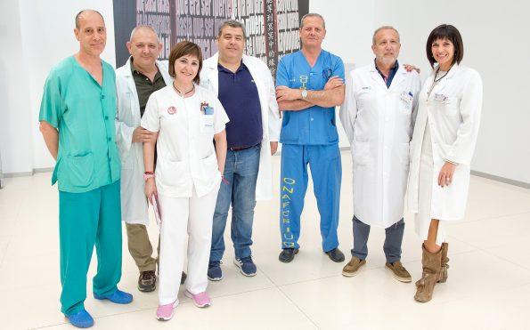 Participantes Jornadas Celadores Almansa
