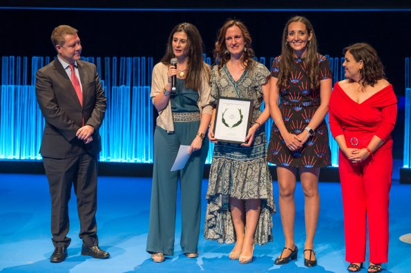 La Unidad de Fisioterapia Infantil recibe el premio Excelentes de encastillalamancha.es