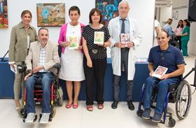 La psicóloga de Parapléjicos, Mª Ángeles Pozuelo publica dos libros sobre la percepción y la adaptación de los pacientes y sus familias a la lesión medular