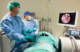 La Unidad de Cirugía Experimental del Hospital de Parapléjicos acoge un curso de cirugía endoscópica de la columna vertebral