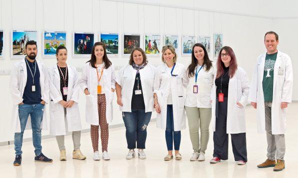 Grupo de Neuroinmuno-Reparación del Hospital Nacional de Parapléjicos.